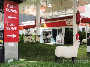 "Michael Schvo's ""Sheep Station."" Photo by Inhabitat. Used under a CC BY-NC-ND 2.0 licence."